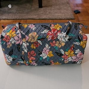 Vera Bradley Large Traveler Duffel Bag